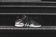 huge discount 5100f 5dd35 adidas EQT Support ADV - Black  Sub Green  Solid Grey