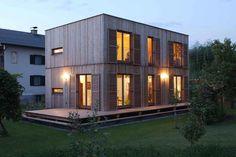 Haus G……. - T u S modulhaus produktion
