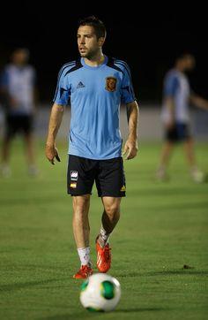 Jordi Alba Photos - Athletic Club v FC Barcelona - La Liga - Zimbio