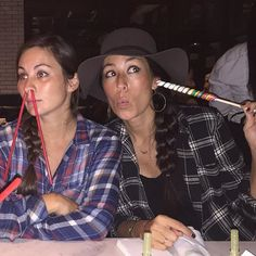 We are eating at @thesugarfactory with our five little girls in NYC ... I think they are rubbing off on us. #hyper #sisters#sugarfactorynyc
