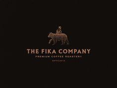 Fika Coffee on Behance