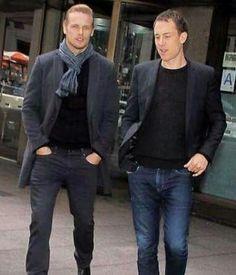 Outlander Sam and Tobias