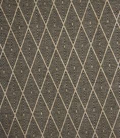 Rava Diamond FR Fabric / Charcoal
