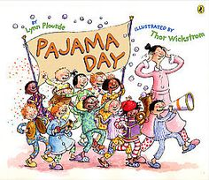 Pajama days are fun in Preschool.  How about a Pajamas Themed WEEK?!  Here are activities for your interest centers for a fun week!
