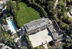 Fleur de Lys, California, EE.UU. Esta finca de más de 4.600 metros cuadrados está valorada en 102 millones de dólares