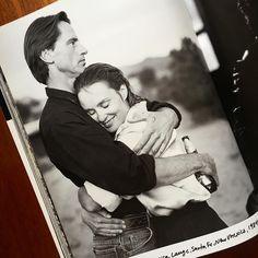 Sam Shepard and Jessica Lange photographed by Bruce Weber, Sam Shepard, Bruce Weber, Eat Pray Love, Julia Roberts, Ansel Adams, Meryl Streep, Celebrity Babies, Celebs, Celebrities