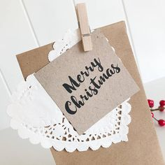 Shop us via the link and hit us with a follow on instagram @PartyWild15 to keep up with our latest! Tags: Kraft Brown. Paper Bags. Wooden Peg. Merry Christmas. Favour Bag. Rustic.