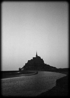 Mount St. Michel, Normandy (L. McPhee)