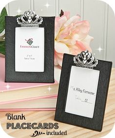 Royal Crown Frame Party Favors - COUPON CODE IS saveme5