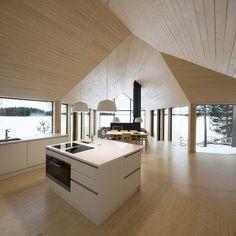 Gallery of House Y / Arkkitehtitoimisto Teemu Pirinen - 1