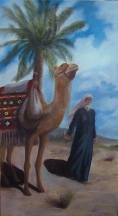 by ΑγγελικΗ, 45X80cm, oil on canvas