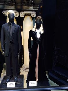 Jany Temime costume for Narcissa Malfoy #harrypotter #costumedesign