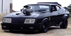 The Top Ten Baddest Movie Cars - The Pursuit Special (Mad Max and Mad Max 2)