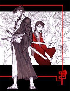 Blade of the Immortal - Manji & Rin