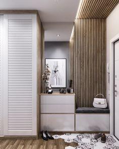 Design Hall, Hall Interior Design, Flur Design, Corridor Design, Hotel Room Design, Home Interior, Interior Design Living Room, Living Room Decor, Home Entrance Decor