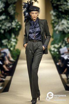 Yves Saint Laurent, Autumn-Winter 1997, Couture