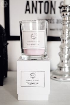 Bruka scented candle