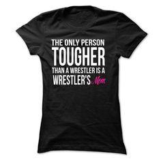 wrestler mom