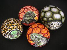 Rockpainting - Tortoise 0013