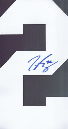 Tyler Bozak Signed Jersey Number - only $20! Available on our website! MemorabiliaStar.com