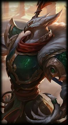 League of Legends- Warring Kingdom Azir