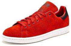 adidas STAN SMITH [RED / RED / COREBLK] (M17155)