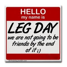 Leg Day Exercises To Swap In To Your Current Workout Routine