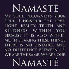 Namaste'