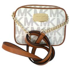 How to shorten an MK crossbody bag with a chic knot!