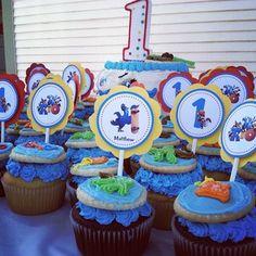 Rio The Movie #Cupcakes