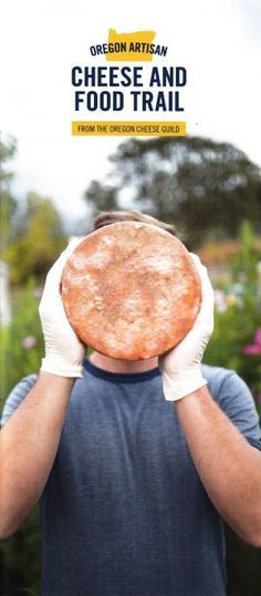 Travel the OR Cheese Trail. Discover artisan Cheesemakers practically in your own backyard, or plan a cheese-rourism trip of your very own. Artisan Cheese, Cheese Recipes, Brochures, Trail, Backyard, Dining, Food, Patio, Essen