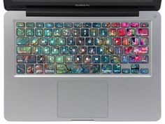 Macbook Keyboard Decal-- Macbook Cover Keyboard Macbook Pro Decals Macbook Air Stickers Vinyl Skin for Apple Laptop--2 on Etsy, $11.50