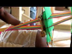 Thompson and Kente Cloth Weaving by: Katrina Really interesting!