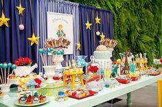Dicas de decoração e DIY para festa com tema Festa Pequeno Príncipe.