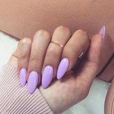 Unique Acrylic Almond Nails Designs For You In Summer – Nail Art Connect - All For Hair Color Trending Acrylic Nails Natural, Almond Acrylic Nails, Almond Shape Nails, Nails Shape, Acrylic Gel, Colorful Nail Designs, Simple Nail Designs, Acrylic Nail Designs, Nail Art Designs
