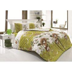 Baysal Çift Kişilik Uyku Seti Bennu Yeşil