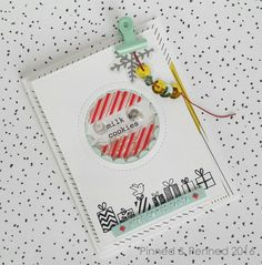 Advent Calendar Extravaganza with Taheerah Atchia – Pinned & Penned   here comes santa