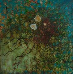 Artworks by Denise Anzellotti: A Burst of Spring - Now on show and for sale at In...
