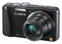 Panasonic Lumix with GPS. Easy to handle camera that gives super quality photos. My second Lumix camera, love it.
