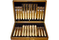 $925! Originally $1,550. I need to charge more for my canteens of the exact same cutlery.