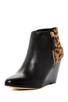 DV by Dolce Vita Gino Wedge Bootie