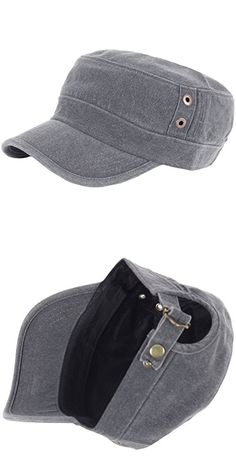 c0569af0cc6 A107 Camoflage Pattern Combat Sexy Camo Cotton Club Army Cap Cadet Military  Hat (Gray)