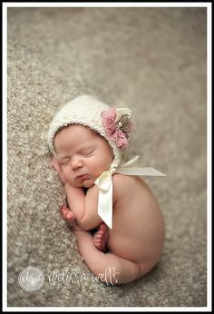Newborn pose idea
