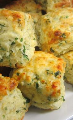 Herbed Cheese Puffs Recipe