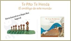 Te Pito Te Henúa- el ombligo de este mundo (The navel of the world) | Children Books (age 1-7)