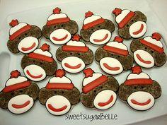 SockMonkey CookieS (the SweetAdventruesOfSugarbelle)