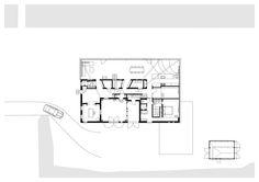 Villa Jisp,Floor Plan