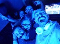 G.I.Am Night @ Planet Roma (Ex Alpheus) feat Andrea, Paolo, Nico e una stalker... Novembre 2015