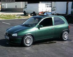 Opel Vita GSi