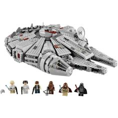 LEGO Star Wars Millennium Falcon 75105 Replica Christmas gift